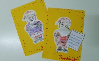 Carta ao Pai Natal- Jardim de Infância Os Amiguinhos Terlu