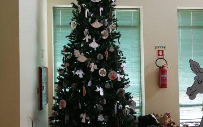 Decoração da Árvore de Natal – Jardim-de-infância