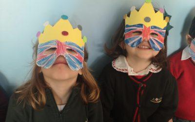 O Carnaval do Jardim de Infância