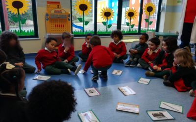 Educação Musical no Jardim de Infância