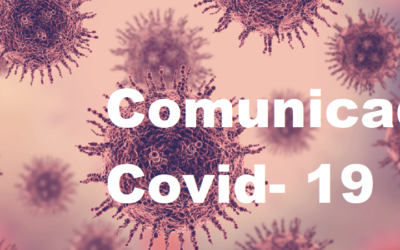 Comunicado Covid- 19