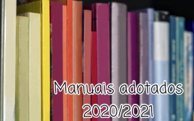 Manuais Adotados 2020/2021