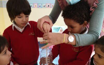 Dia Mundial da Ciência no Jardim de Infância