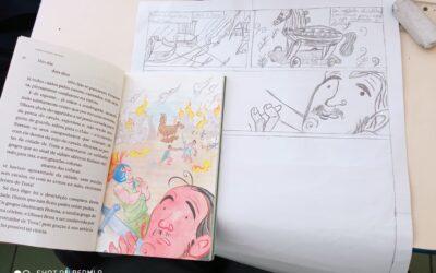 Da leitura à arte