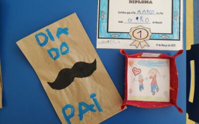 Dia do Pai – Jardim-de-Infância