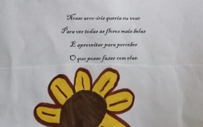 Poesia da Primavera – sala dos Passarinhos