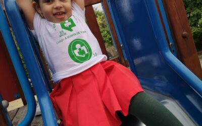 Aniversário do Colégio e Dia da Criança no Jardim de Infância