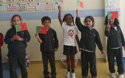 Celebração do Dia de Portugal no Jardim de Infância