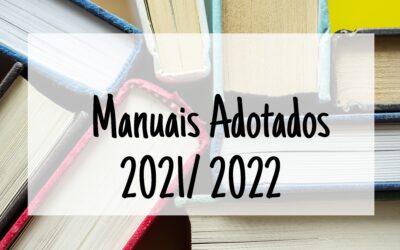 Manuais Adotados 2021/ 2022