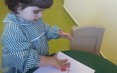 Sala dos Pintainhos- As minhas mãos também pintam